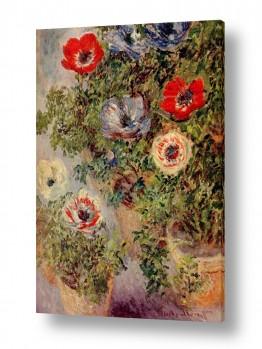 אמנים מפורסמים קלוד מונה | Claude Monet 099