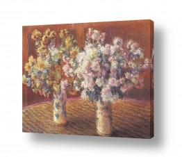 אמנים מפורסמים קלוד מונה | Claude Monet 100