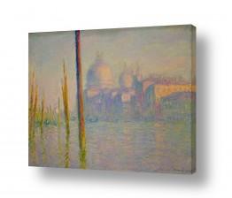 אמנים מפורסמים קלוד מונה | Claude Monet 103