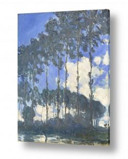 אמנים מפורסמים קלוד מונה | Claude Monet 108