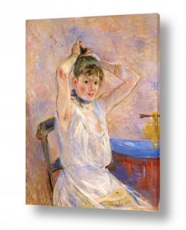 אמנים מפורסמים ברת מוריזו | Morisot Berthe 052