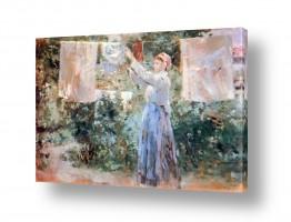 אמנים מפורסמים ברת מוריזו | Morisot Berthe 056