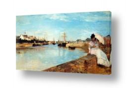 אמנים מפורסמים ברת מוריזו | Morisot Berthe 058