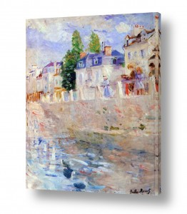 אמנים מפורסמים ברת מוריזו | Morisot Berthe 061