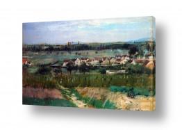 אמנים מפורסמים ברת מוריזו | Morisot Berthe 062