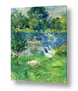 אמנים מפורסמים ברת מוריזו | Morisot Berthe 066