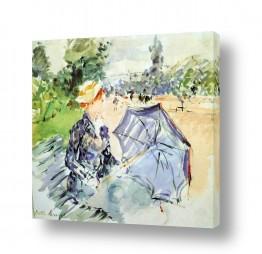 אמנים מפורסמים ברת מוריזו | Morisot Berthe 072