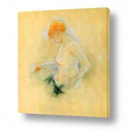 אמנים מפורסמים ברת מוריזו | Morisot Berthe 078