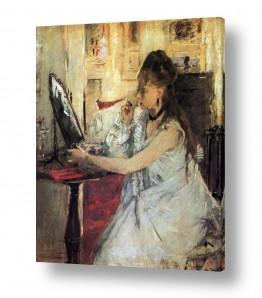 אמנים מפורסמים ברת מוריזו | Morisot Berthe 081