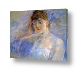 אמנים מפורסמים ברת מוריזו | Morisot Berthe 080