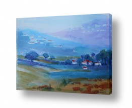 ציורים ציור | כותנת העמק