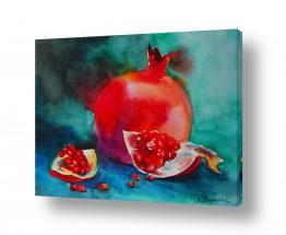 ציורים ציור | רימון