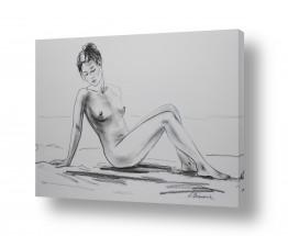 אמנים מפורסמים ציורים שנמכרו | משיכה גברית