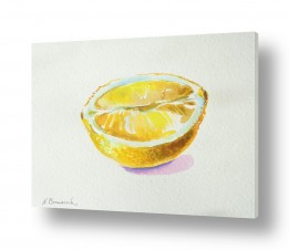 תמונות למטבח | לימון