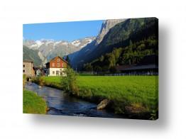 עונות השנה חורף | שוויץ