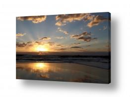 נוף חופים | sunset