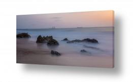 נוף חול | חוף אשקלון