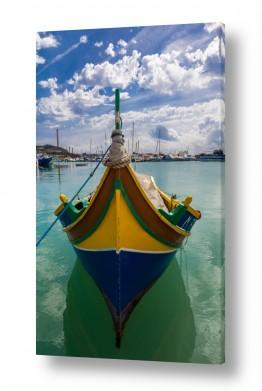 צילומים חופים וים | Fishing boat