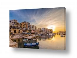 צילומים חופים וים | Spinola Bay