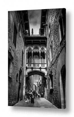 ספרד ברצלונה | ברצלונה גוטית
