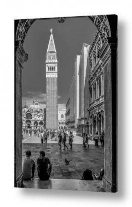 תמונות לפי נושאים כיכר | ונציה הקסומה
