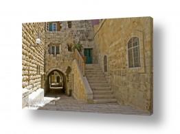 חלונות אדן החלון | ירושלים של זהב
