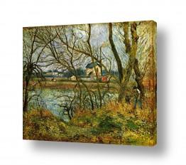 אמנים מפורסמים קאמי פיסארו | Pissarro Camille 002
