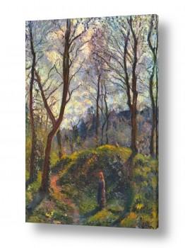 אמנים מפורסמים אמנים מפורסמים שנמכרו | Pissarro Camille 004