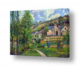 אמנים מפורסמים קאמי פיסארו | Pissarro Camille 005