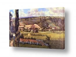 אמנים מפורסמים קאמי פיסארו | Pissarro Camille 006