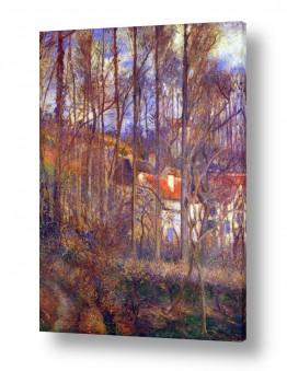 אמנים מפורסמים קאמי פיסארו | Pissarro Camille 010
