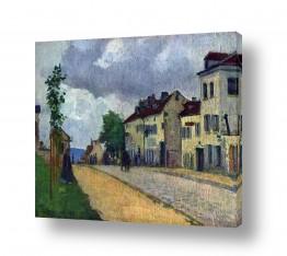 אמנים מפורסמים קאמי פיסארו | Pissarro Camille 011