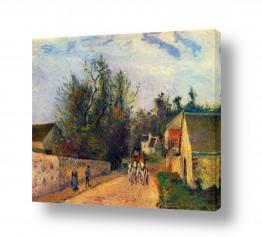אמנים מפורסמים קאמי פיסארו | Pissarro Camille 014