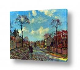 אמנים מפורסמים קאמי פיסארו | Pissarro Camille 015