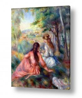 אמנים מפורסמים פייר רנואר | Renoir Pierre 040