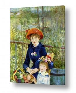 אמנים מפורסמים פייר רנואר | Renoir Pierre 060