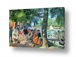 אמנים מפורסמים פייר רנואר | Renoir Pierre 061