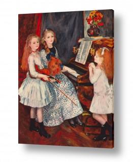 אמנים מפורסמים פייר רנואר | Renoir Pierre 084