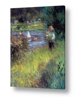 אמנים מפורסמים פייר רנואר | Renoir Pierre 118