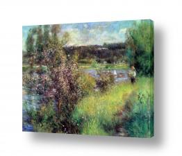 אמנים מפורסמים פייר רנואר | Renoir Pierre 119