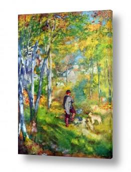 אמנים מפורסמים פייר רנואר | Renoir Pierre 147