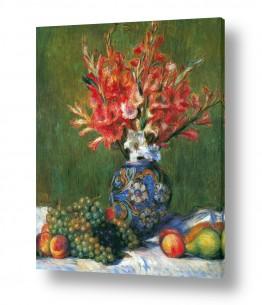 אמנים מפורסמים פייר רנואר | Renoir Pierre 002