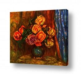 אמנים מפורסמים פייר רנואר | Renoir Pierre 006