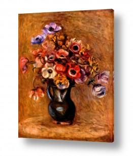 אמנים מפורסמים פייר רנואר | Renoir Pierre 007