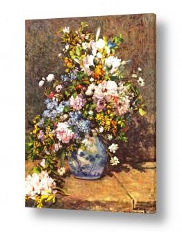 אמנים מפורסמים פייר רנואר | Renoir Pierre 008