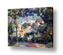 אמנים מפורסמים פייר רנואר | Renoir Pierre 009