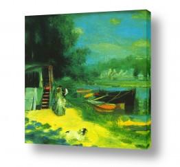 אמנים מפורסמים פייר רנואר | Renoir Pierre 010