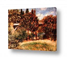 אמנים מפורסמים פייר רנואר | Renoir Pierre 012