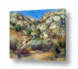 אמנים מפורסמים פייר רנואר | Renoir Pierre 013