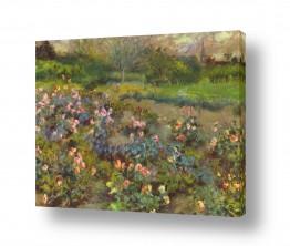 אמנים מפורסמים פייר רנואר | Renoir Pierre 014